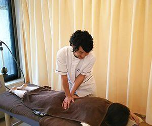 レリーフ腰痛療法の画像